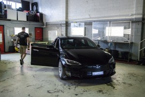 SOYT Tesla P60-1 Brisbane Window Tinting